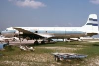 Photo: Untitled, Douglas DC-6, AN-BFN