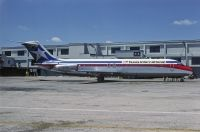 Photo: Texas International Airlines, Douglas DC-9-30, N1308T