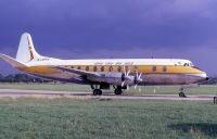 Photo: Royal Air Lao, Vickers Viscount 800, G-APKF