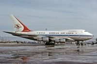 Photo: Korean National Airlines, Boeing 747SP, HL-7456