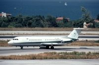 Photo: Untitled, BAC One-Eleven 200, HZ-NB2