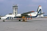 Photo: ATI, Fokker F27 Friendship, I-ATIN