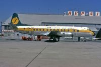Photo: Servicios Aereos nacionales - SAN, Vickers Viscount 800, HC-ASP