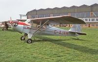 Photo: Untitled, Auster J/2 Arrow, G-AJAM