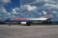 Photo: Piedmont Airlines, Boeing 737-300, N584US