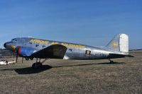 Photo: Afrique Air Solidarite, Douglas C-47, F-GILV