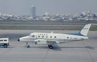 Photo: VASP, Embraer EMB-110 Bandeirante, PP-SBG