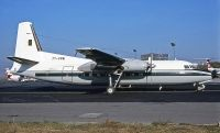 Photo: Algeria - Government, Fokker F27 Friendship, 7T-VRW
