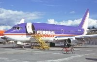Photo: Federal Express / FedEx Express, Boeing 737-200, N204FE