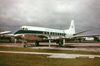 Photo: Indian Airlines, Vickers Viscount 700, VT-DIG