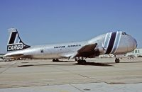 Photo: Falcon Airways Ltd, Aviation Traders ATL-98 Carvair, N89FA