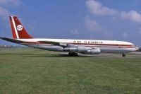 Photo: Air Gambia, Boeing 707-300, EL-AKC