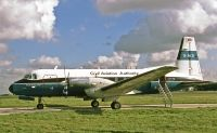 Photo: Civil Aviation Authority - CAA, Hawker Siddeley HS-748, G-AWXI