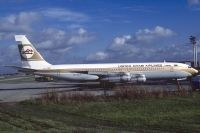 Photo: Libyan Arab Airlines, Boeing 707-300, TF-VLJ