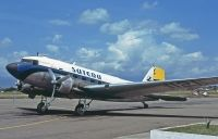 Photo: Satena, Douglas DC-3, 1121
