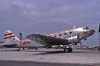 Photo: Trans World Airlines (TWA), Douglas DC-2, NC19340