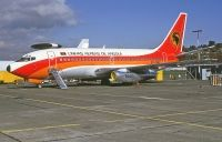 Photo: Angola Airlines, Boeing 737-200, D2-TBO
