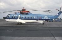 Photo: KLM Helicopters, Sikorsky S-64, PH-NZF