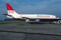 Photo: British Airtours, Boeing 737-200, G-BGJH