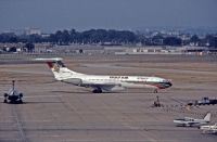 Photo: Gulf Air, Vickers Standard VC-10