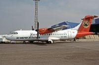 Photo: Scorpio Aviation, ATR ATR 42, SU-BMU