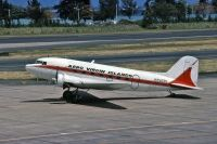 Photo: Aero Virgin Islands, Douglas DC-3, N25695