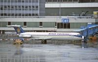 Photo: British Caledonian, BAC One-Eleven 200, G-BJRU