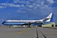 Photo: Goodyear Aerospace, Sud Aviation SE-210 Caravelle, N1001U