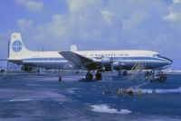 Photo: Pan American Airways, Douglas DC-6, N6528C