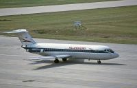 Photo: Allegheny Airlines, BAC One-Eleven 200, N1128J