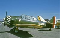 Photo: Untitled, North American T-6 Texan, N286IG