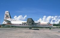 Photo: Air Mindanao, Fokker F27 Friendship, RP-C5138