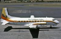 Photo: LIAT, Hawker Siddeley HS-748, V2-LCR