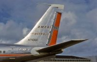 Photo: American Airlines, Boeing 707-100, N7506A