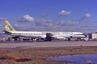 Photo: Seaboard World Airlines, Douglas DC-8-63, N8633