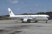 Photo: Varig, Boeing 767-300, PP-VOJ