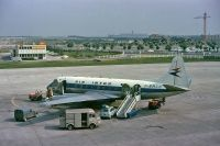 Photo: Air Inter, Vickers Viscount 700, F-BMCH