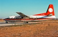 Photo: Airlines of Papau New Guinea, Fokker F27 Friendship, VH-FNG