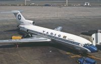 Photo: Varig, Boeing 727-100, PP-VLD