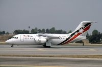Photo: Tristar Air, British Aerospace BAe 146-200, N136TR
