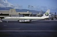 Photo: South Pacific Air Lines, Boeing 707-300, N8433