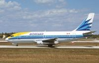 Photo: Nordair, Boeing 737-200, C-GNOM