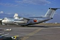 Photo: Japanese Air Self Defence Force, Kawasaki C-1, 58-1011