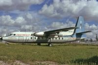 Photo: Southeast Airlines, Fairchild F27, N2702