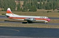 Photo: PSA - Pacific Southwest Airlines, Lockheed L-188 Electra, N6130A