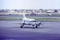 Photo: Frontier Airlines, Convair CV-600, N74859