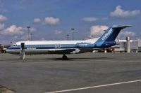 Photo: NLM, Fokker F28, PH-CHF