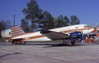 Photo: Florida Fighting Gators, Douglas DC-3, N166U