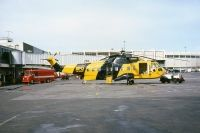 Photo: SFO Helicopter, Sikorsky S-61, N4606G