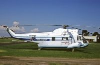 Photo: Air Tich Hellicorp, Sikorsky S-61, VH-NWC